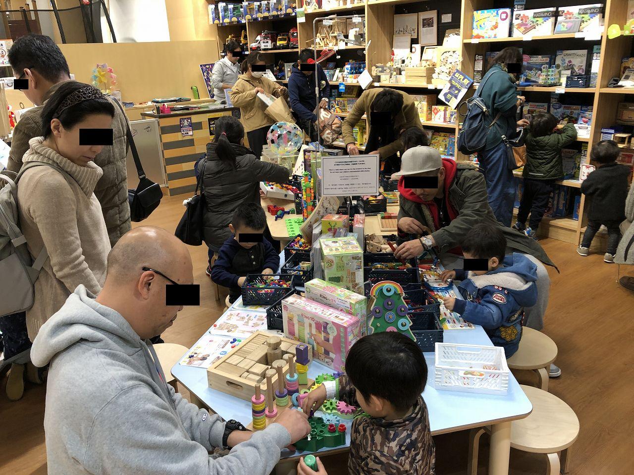 おもちゃ売場