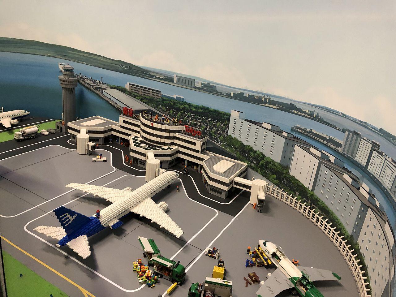 レゴの飛行機