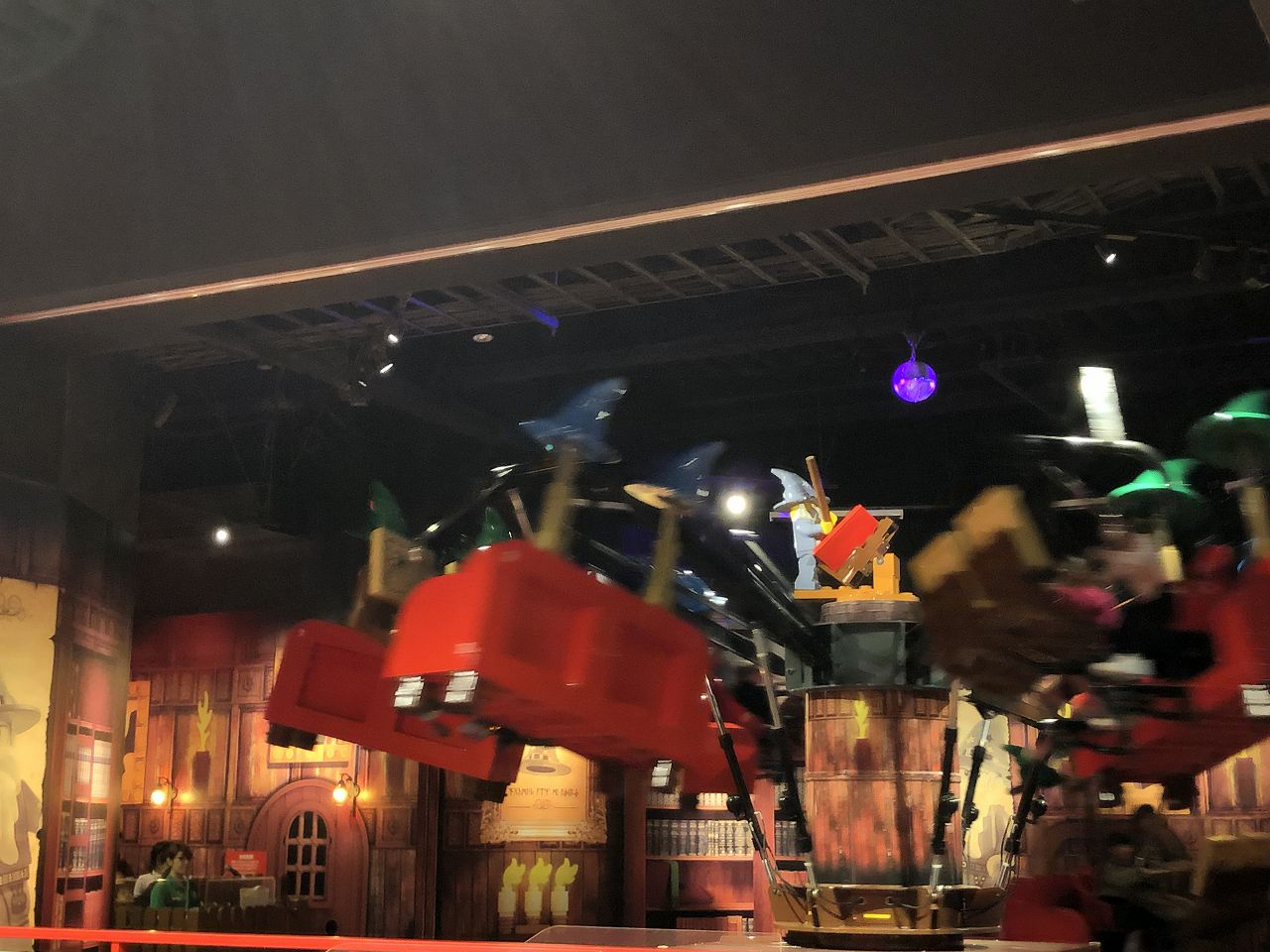レゴアトラクション
