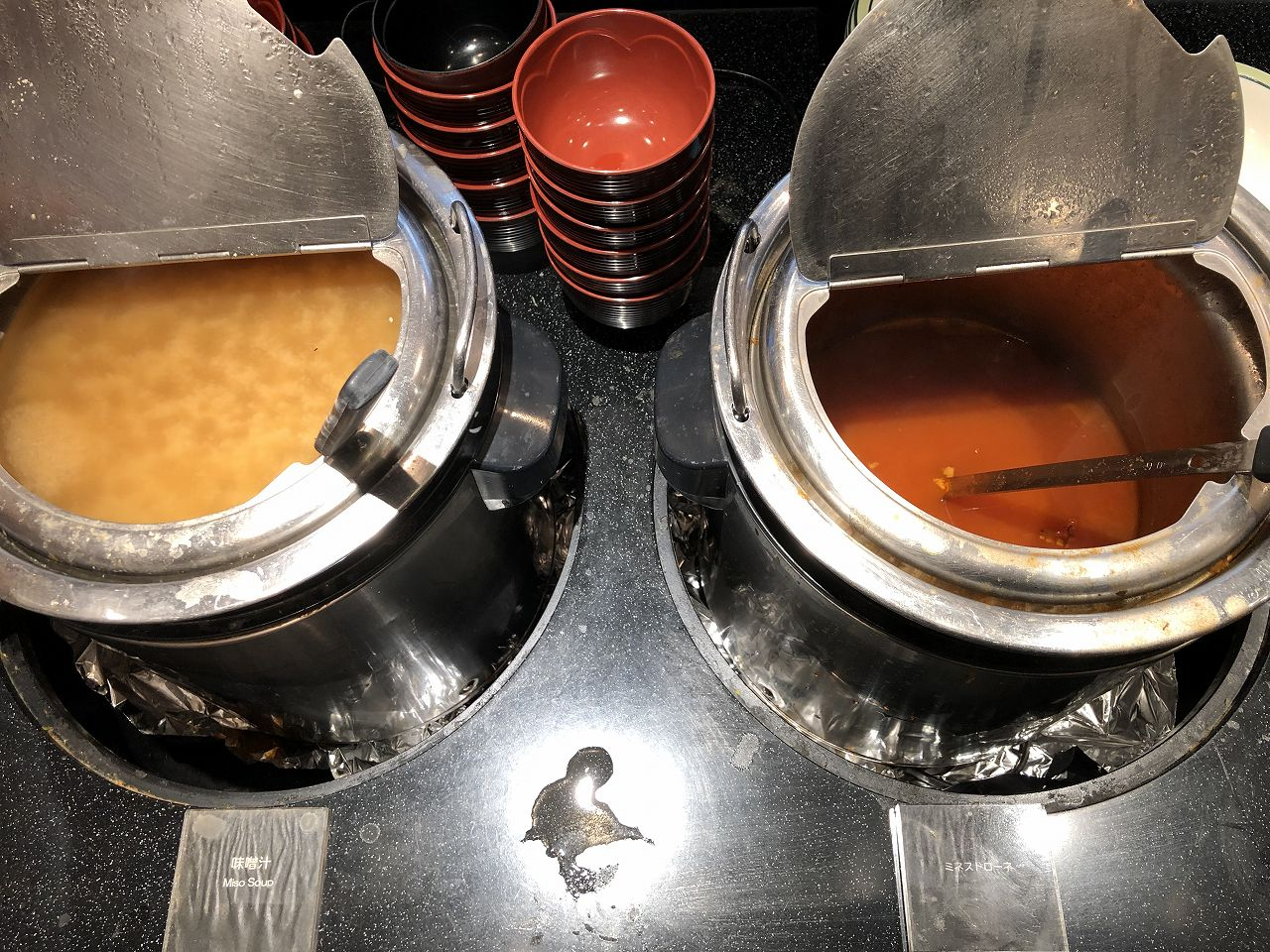 みそ汁とスープ