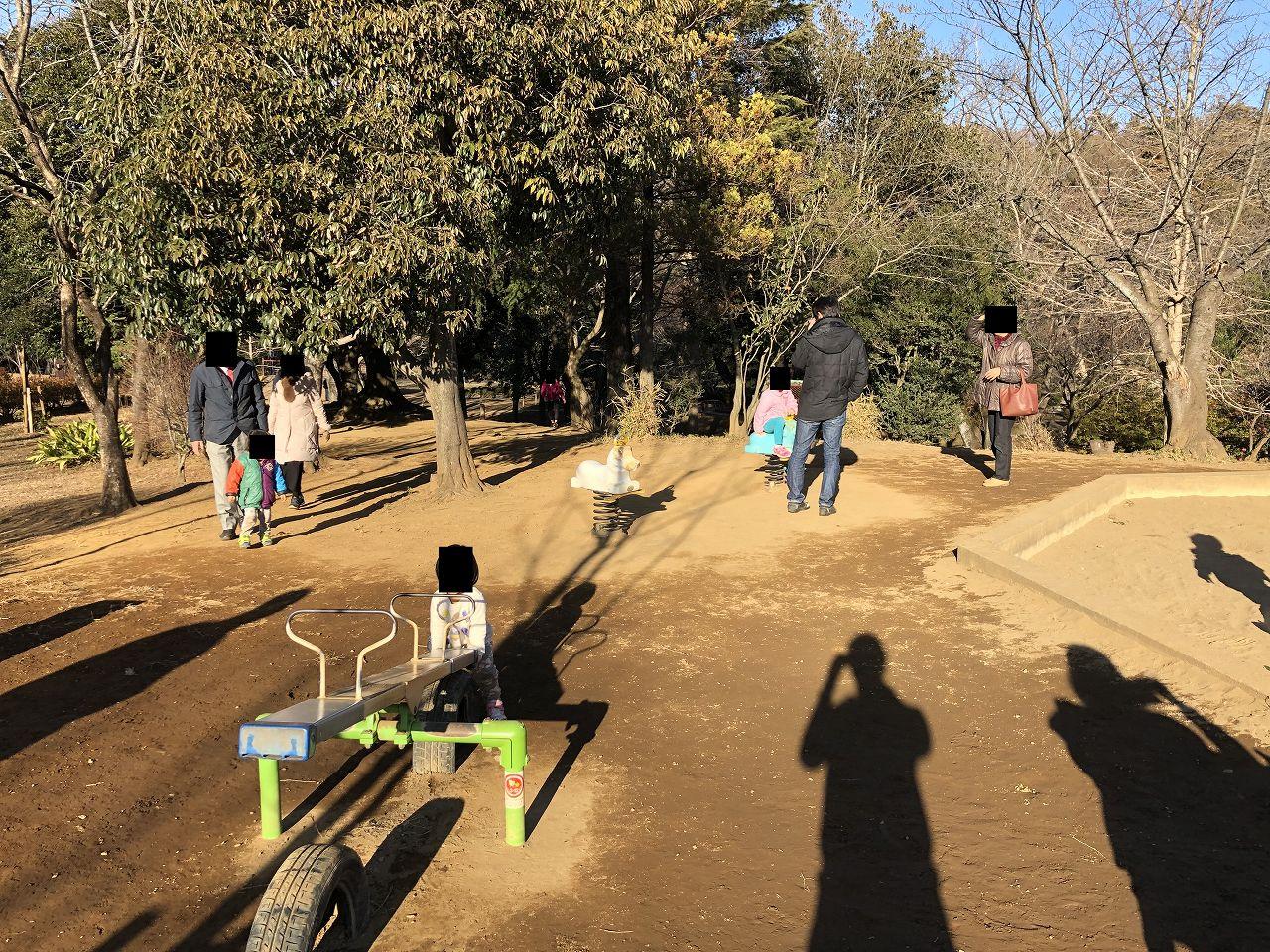 鎌ヶ谷のシーソー