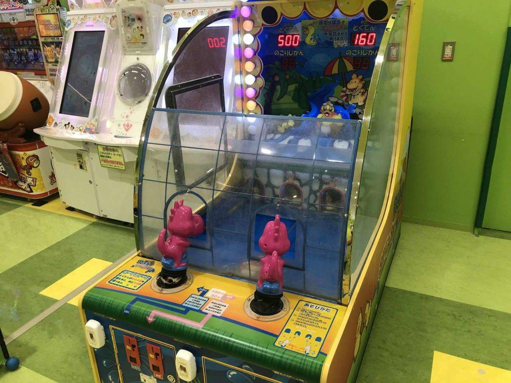 水鉄砲ゲーム