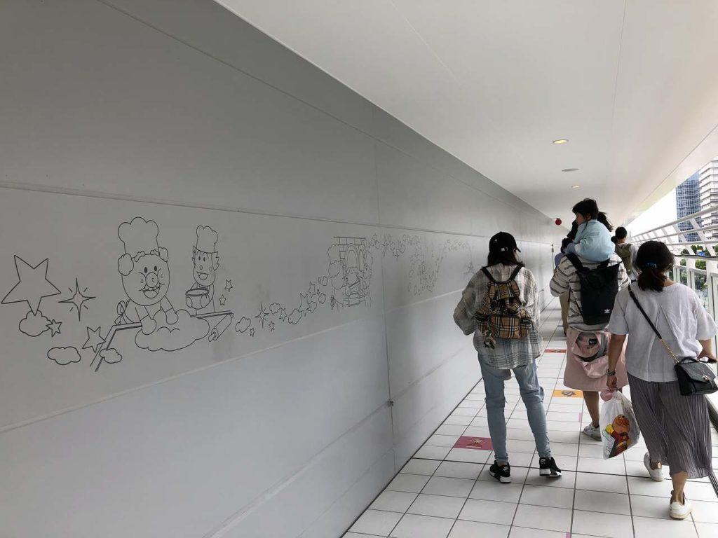 アンパンマンミュージアム横浜の壁紙